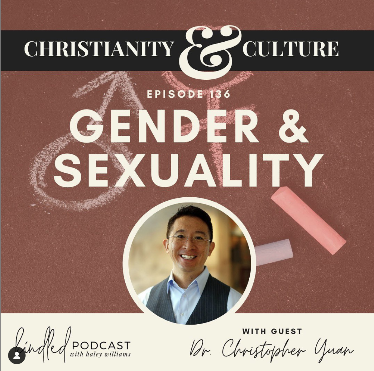 Gender & Sexuality | Dr. Christopher Yuan | Ep. 136