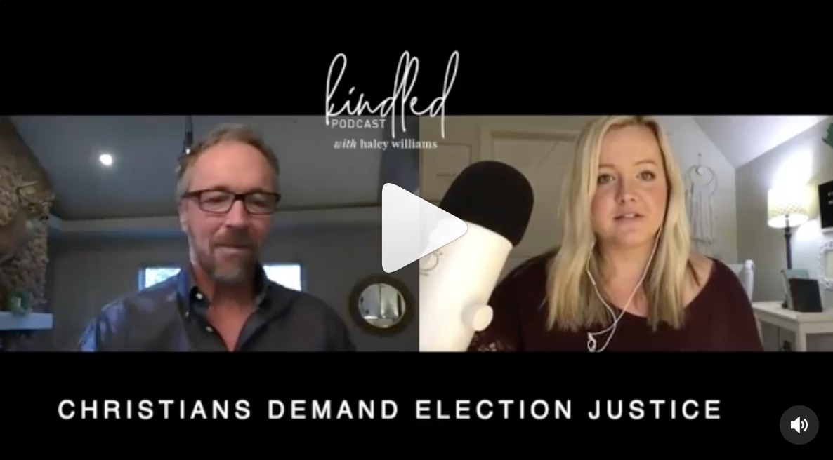 SPECIAL EPISODE: Why Christians Must Demand Justice in Election Crisis