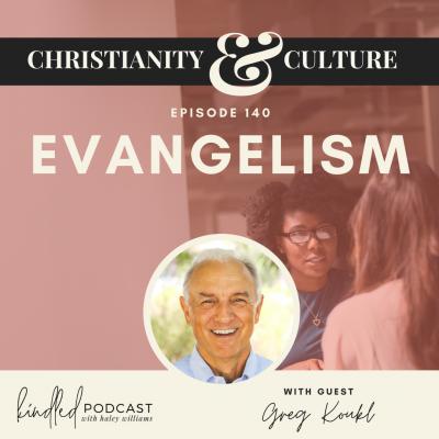 Evangelism | Greg Koukl | Ep. 140