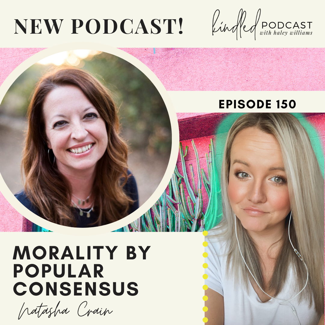 Morality by Popular Consensus | Natasha Crain | Ep. 150
